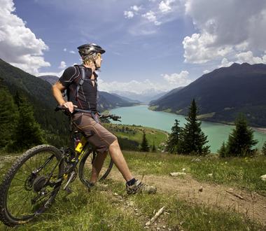 Mountain biking in Tyrol |Nauders