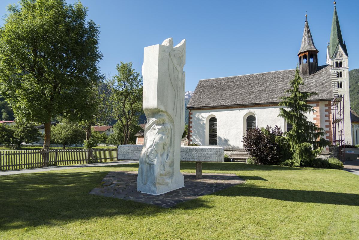 Maria Ascension Parish church | Nauders