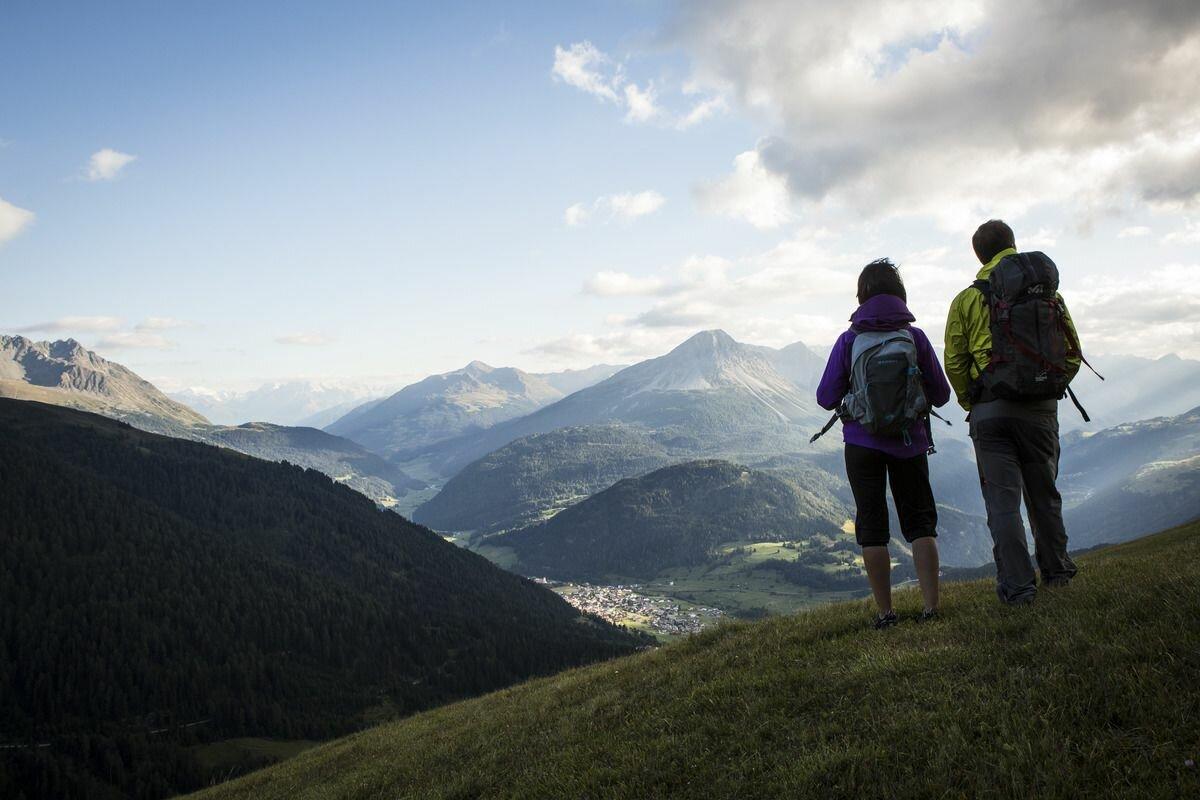 Winterurlaub Tirol: Skispaß & Genuss im Hotel Schwarzer Adler in Nauders